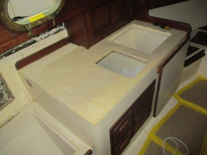 wookie galley stripped
